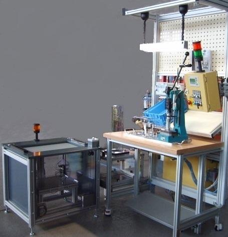 Montageplatz - Montagetechnik